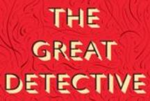 The Great Detective / A board dedicated to all things Sherlock Holmes, inspired by the book THE GREAT DETECTIVE by Zach Dundas  / by Houghton Mifflin Harcourt Books