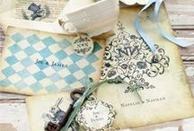 Alice in Wonderland Wedding Inspiration / Create a wonderful and utterly magical wedding theme of quirky, delightful escapism