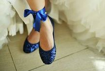 September's Sapphire - Birthstone Wedding Ideas / Wedding ideas for anyone who adores sapphire gemstones and the striking depth of this blue hue