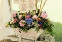 Sensational Wedding Seating Plans / Beautiful and quirky seating plans to wow your guests on your Special Day