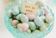Easter Wedding Inspiration / Incorporate some Easter inspiration into your wedding theme