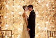 Light Up Your Wedding / Inspirational ideas to light up your wedding