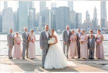 Pink & Grey Wedding Ideas / Inspirational wedding ideas for a pretty pink and grey theme
