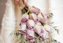 Traditional English Rose Wedding Theme / Embrace the beauty of English Roses and allow your wedding theme to blossom
