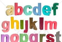 3D Lowercase Letters