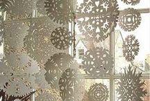 Glittering Snowflake Wedding Ideas / Fabulous snowflake wedding ideas for a winter  wonderland theme