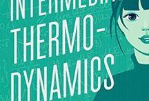 Jonathan - Intermediate Thermodynamics / A character inspiration board for the hero of Intermediate Thermodynamics: A Romantic Comedy by Susannah Nix