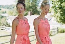 Coral Wedding Ideas