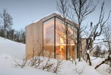 Garden: Small cabins and sheds / Inspiration for small building projects
