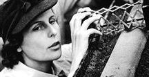 """Art photography: Leni Riefenstahl (1902-2003) / The woman known as """"Hitler's filmmaker"""" directed some of the greatest and most innovative documentaries in history, including the best olimpic film ever (Olympia, 1936)."""