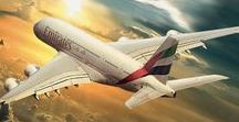 Travel: Emirates / Emirates (Arabic: طَيَران الإمارات DMG: Ṭayarān Al-Imārāt) is an airline based in Dubai, United Arab Emirates. The airline is a subsidiary of The Emirates Group, which is wholly owned by the government of Dubai's Investment Corporation of Dubai. It is the largest airline in the Middle East, operating over 3,600 flights per week from its hub at Dubai International Airport, to more than 154 cities in 81 countries across six continents.