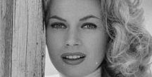 Icon: Anita Ekberg (1931-2015) / Kerstin Anita Marianne Ekberg (29 September 1931 – 11 January 2015) was a Swedish-Italian actress, model, and sex symbol. She is best known for her role as Sylvia in the Federico Fellini film La Dolce Vita (1960). Ekberg worked primarily in Italy, of which she became a permanent resident in 1964.