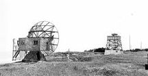 German radar systems in WWII / At the beginning of World War II, Germany had progressed farther in the development of radar than any other country. The Germans employed radar on the ground and in the air for defense against Allied bombers. Radar was installed on a German pocket battleship as early as 1936.