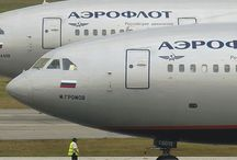 "Travel: Aeroflot / PJSC Aeroflot – Russian Airlines (Russian: ПАО ""Аэрофло́т-Росси́йские авиали́нии"", ПAO Aeroflot-Rossiyskiye avialinii) commonly known as Aeroflot is the flag carrier and largest airline of the Russian Federation.  Aeroflot is one of the oldest airlines in the world, tracing its history back to 1923. During the Soviet era, Aeroflot was the Soviet national airline and the largest airline in the world."