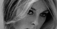 Icon: Sharon Tate (1943-1969) / Sharon Marie Tate Polanski (January 24, 1943 – August 9, 1969) was an American actress and model. She made her film debut in 1966 with the occult-themed Eye of the Devil. Her most remembered performance was as Jennifer North in the 1967 cult classic film, Valley of the Dolls, earning her a Golden Globe Award nomination. In 1968, Tate married Roman Polanski. On August 9, 1969, Tate, along with four others, were murdered by members of the Manson Family in the home she shared with Polanski.