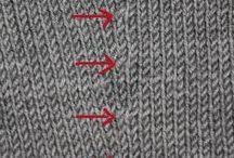 Inspiration mit Wolle / Stricken und Häckeln