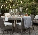 Garden Lighting / At Buzz Electrical we regularly work with clients to design and install garden lighting projects - great to expand your outdoor living space, create atmosphere which can be enjoyed from inside your home as well as outside