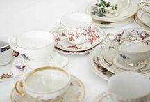 . tea party .