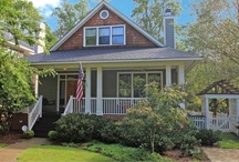 Charlotte Bungalows / Lovely bungalows in historic Charlotte, North Carolina; featured Charlotte MLS listings.