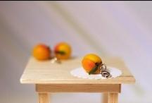 Polymer Clay Miniatures / by Marissa Calko