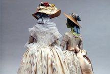 18th C. Costumes / by Jennifer Rosbrugh