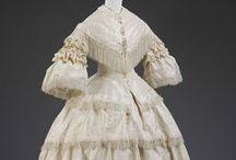 Mid-Victorian 1850s & 60s / by Jennifer Rosbrugh