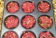 F o o d - M u f f i n  P a n / food cooked in  muffin pans. / by Terri G