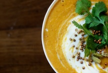 Soup, Stews and Long-simmered Things / My favorite soups to try. / by Nourished Kitchen