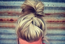 Purdy Hair / I love seeing what people do with their hair! / by Stephanie Gardner