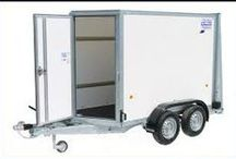 Ifor Williams Box Van Trailers