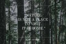 Quotes for the Outdoorsman