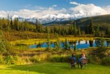 Alaska! Things to do and see... / by Deanna Czech Whirley