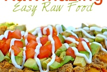 RAW Recipes  / by Michele Spilman