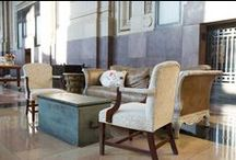 Lounge Furniture / Kick back, relax, and lounge at your event. Leave the work up to us!