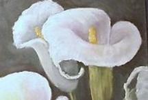 Art I like - Florals / by weildkat art and design.com