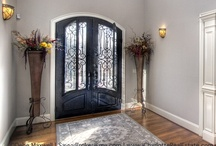 DOORS / Fabulous doors by Charlotte real estate agent, Debe Maxwell
