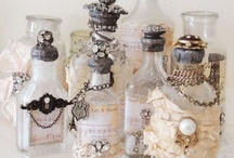 Halloween: Potions & Witches / Jars, Potions, Labels, Fonts, Witches & Witchy things