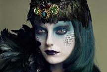 Halloween: Makeup & Nail Art