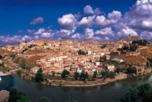 Toledo & Places. Toledo & Castilla la Mancha