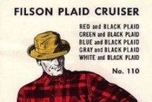 Filson Classics / Classic Filson Products for men and women.