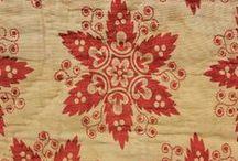 Historical Fabrics / by Jennifer Rosbrugh