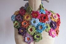 23- Crochet,.......قلاب بافي / by Katayoon Moghaddam- Soroush