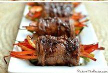 Recipes: Beef / by Elaina Smith