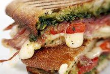 Recipes: Sandwiches / by Elaina Smith