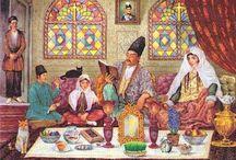 28- Nowrooz, Persian new year / by Katayoon Moghaddam- Soroush