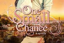 One Small Chance— Simon and Isabel / One city of two million people and only three months to find her. What are his chances?