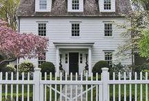 Home Exteriors/Plans