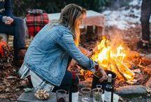 . campfire .