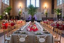 Union Station Weddings / These weddings took place at the historic Union Station located in downtown Kansas City. The uniqu architecture creates a beautiful backdrop for an event.