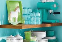 Ideas for the kitchen / in renovating the kitchen i needed somehhwere to store all the ideas i found ....